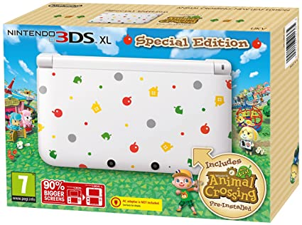 Nintendo Handheld Console 3DS XL - Limited Edition with