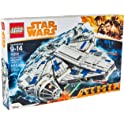 Lego Star Wars Kessel Run Millennium Falcon 1414 Piece Kit