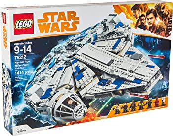 Lego Star Wars Kessel Run Millennium Falcon Kit + $35 Kohls Rewards