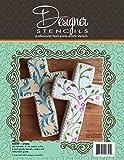 Cross Cookie Cutter & Stencil Set by Designer Stencils
