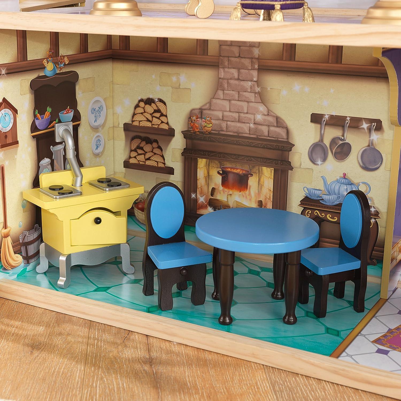 Kidkraft Princesse Disney Cendrillon Royal Dreams wooden dollhouse maison de poupées