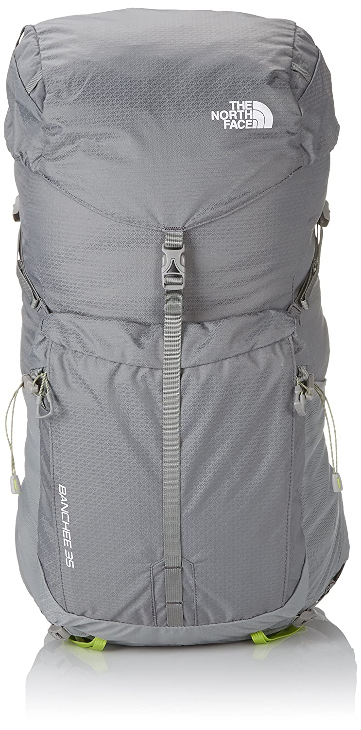 THE NORTH FACE Rucksack Banchee, Nautical Blue/Energy Yellow, 56 x 32 x 17 cm, 48 Liter, T0A1P8L0D