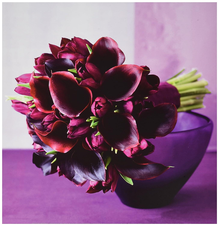 Nouvelles Images Nuevas imagesaffiche 30/x 30/cm Ramo de aro//Ramo of Calla Lilies//aronst/äbe