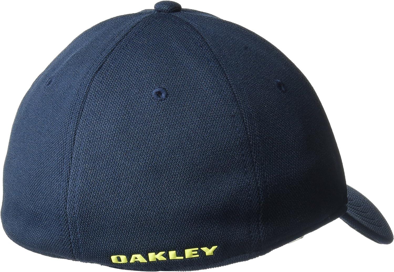 Oakley Ellipse Gorra, Hombre, Láser, XL: Amazon.es: Deportes y ...