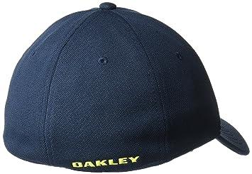 Oakley Ellipse Gorra, Hombre, Láser, Medium: Amazon.es: Deportes y aire libre