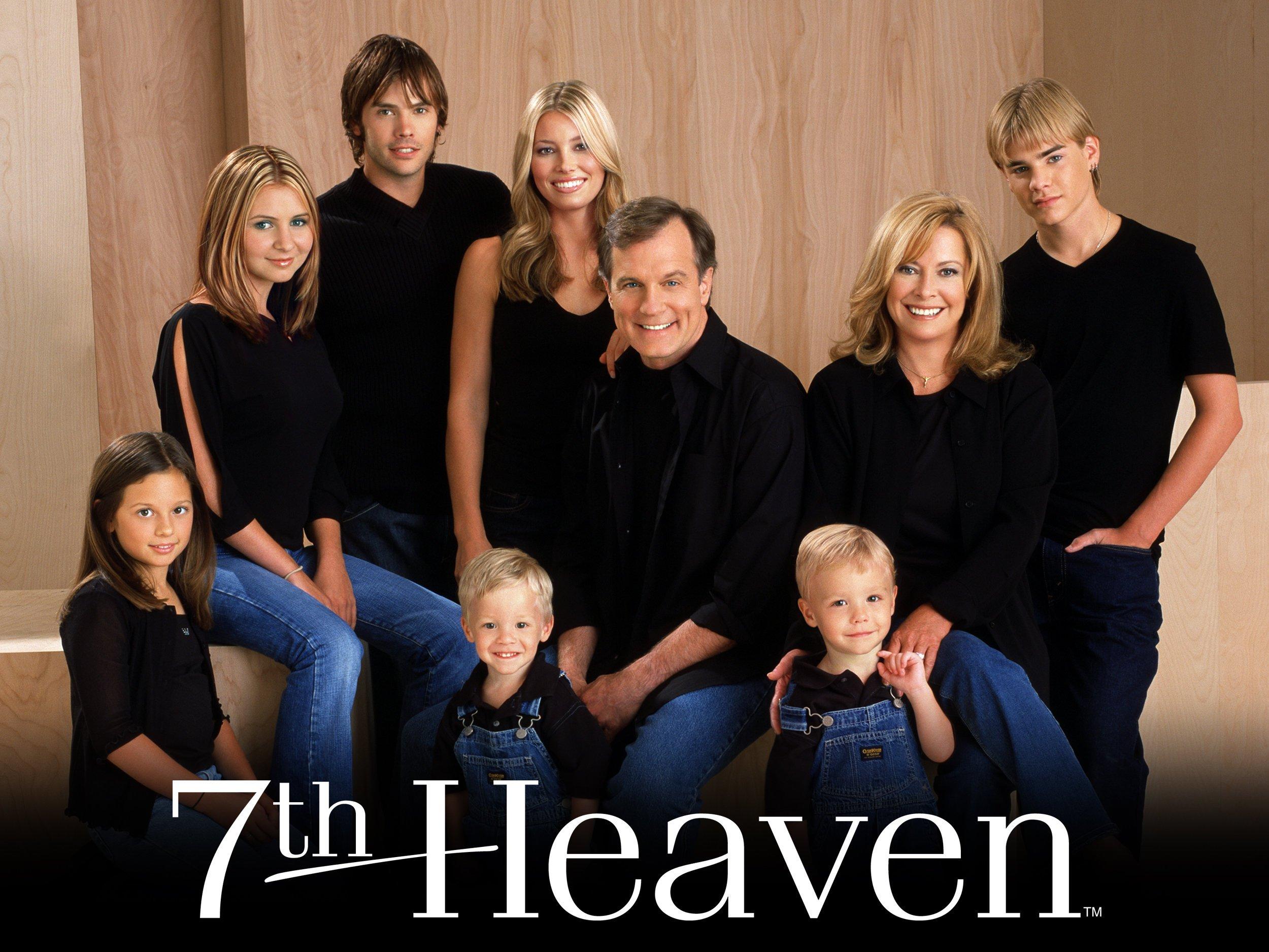 Amazon com: Watch 7th Heaven Season 2 | Prime Video