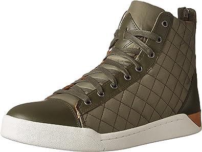 diesel mens high top sneakers