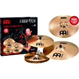 MEINL MCS 14/16/20 + FREE 18 CRASH Cymbals Cymbal value packs