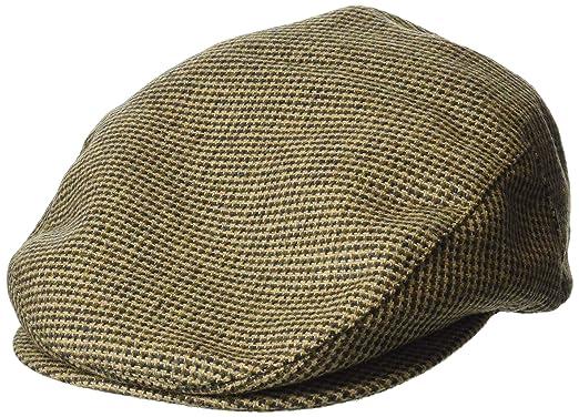Brixton Mens Barrel SNAP Cap, Khaki/Olive, ...