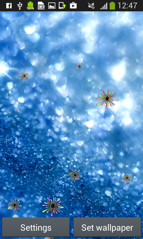 Glitter live wallpapers appstore for android - Video game live wallpapers ...