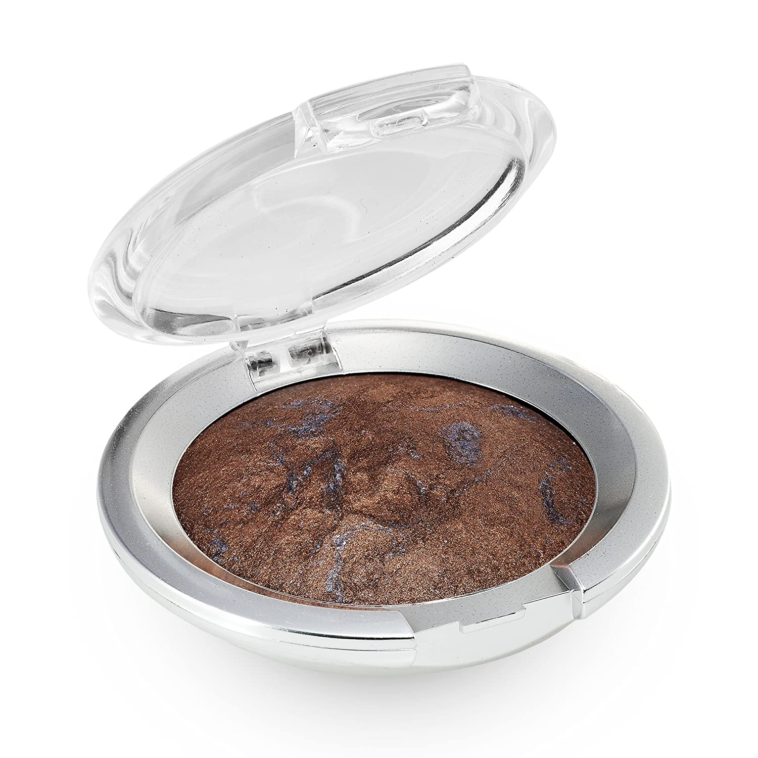 Jolie Baked Marbleized Mineral Eye Fusion (Brown Fusion)