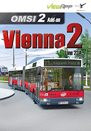 OMSI 2 Add-On Vienna 2 - Line 23A [PC Code - Steam]: Amazon