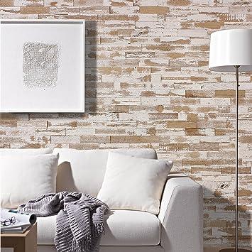 wodewa Holz Wandverkleidung Vintage Optik I 1m² Nachhaltige Echtholz ...