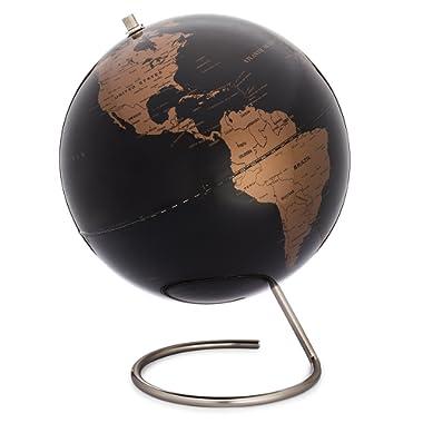 Homarden World Globe – Elegant Rotating Earth Design