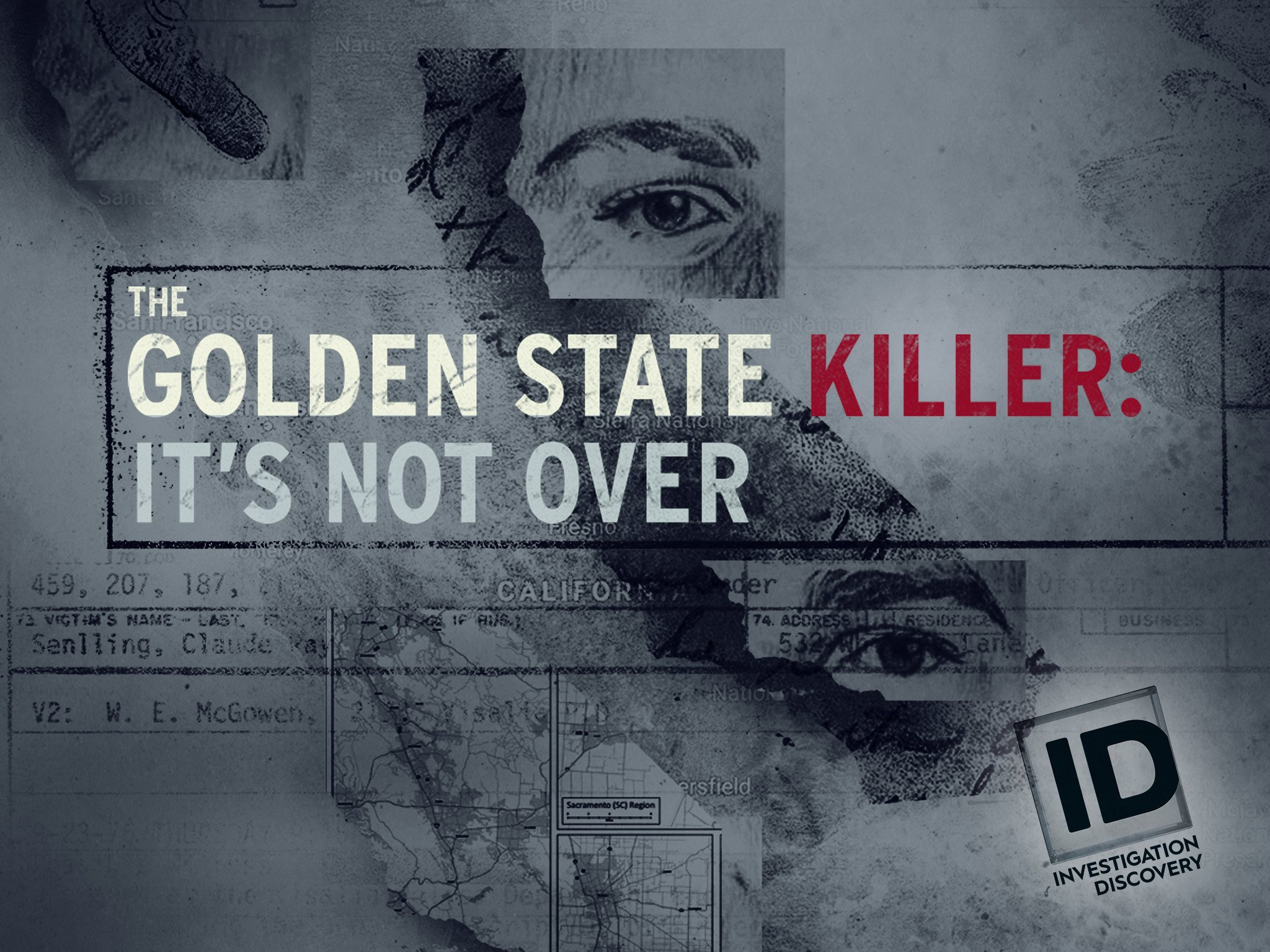 Amazon com: Watch The Golden State Killer It's Not Over