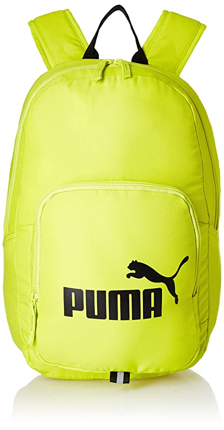Puma 21 Ltrs Nrgy Yellow Laptop Backpack (7358925)  Amazon.in  Bags ... 27084a4b2c656