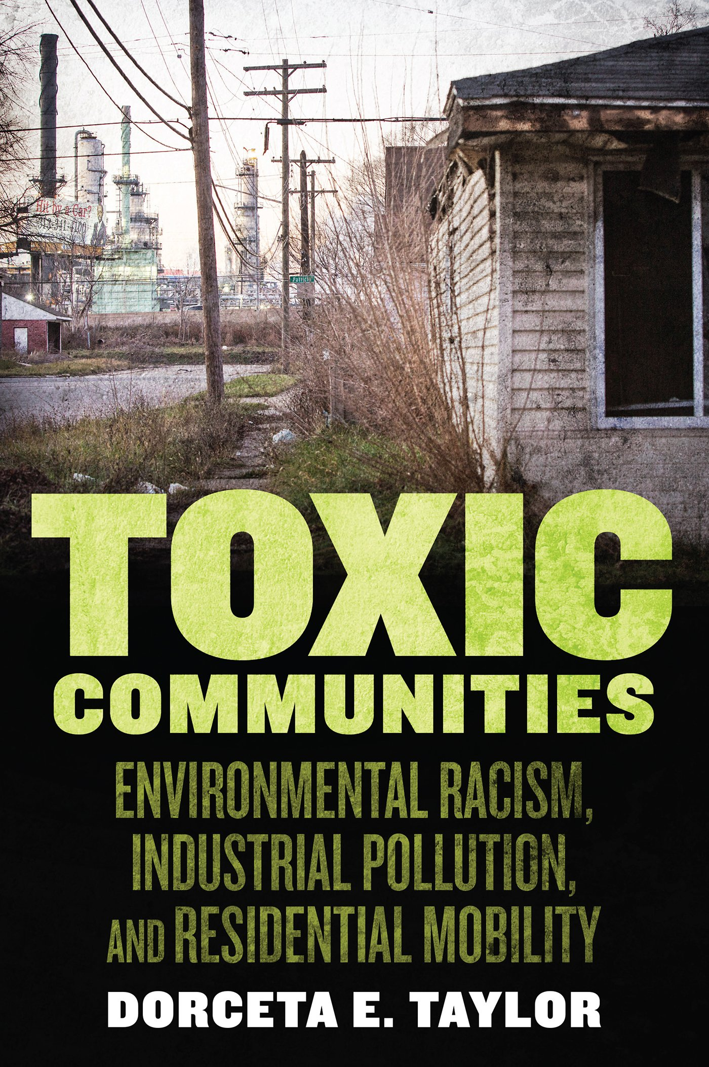 Toxic Communities Environmental Industrial Residential product image