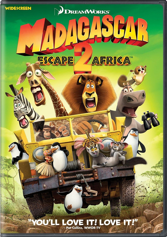 Madagascar Movies: All Parts Hindi Download