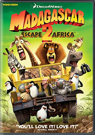Image result for escape madagascar 2
