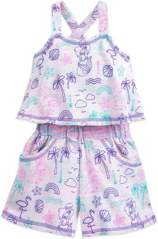 Outfits for Toddler Girls Clothes Sets 2 Pcs Boutique Bell Mustard Toddler Girls Rompers and Jumpsuits
