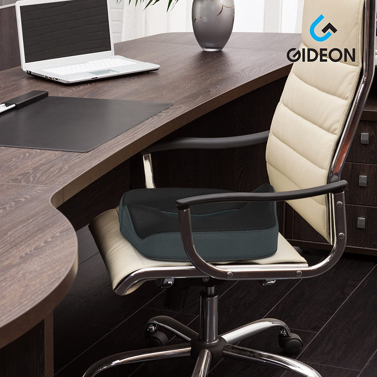 amazon com gideon 8482 premium orthopedic seat cushion for