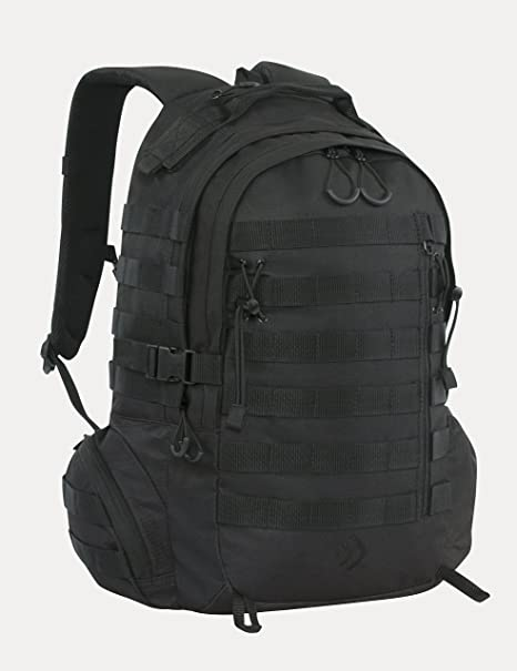 2912313693c Amazon.com : Outdoor Products Quest Day Pack, Black : Sports & Outdoors