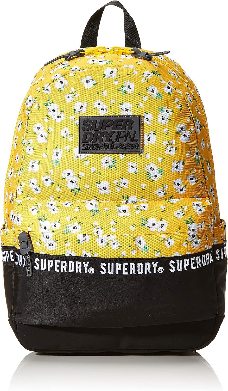13.5x46x30.5 cm Superdry Damen Repeat Series Montana Rucksackhandtasche