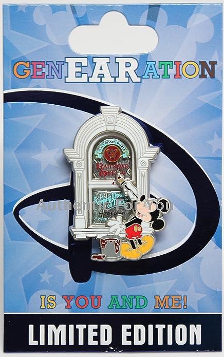 Amazon com: Disney 2015 GenEARation D Event Mickey Main