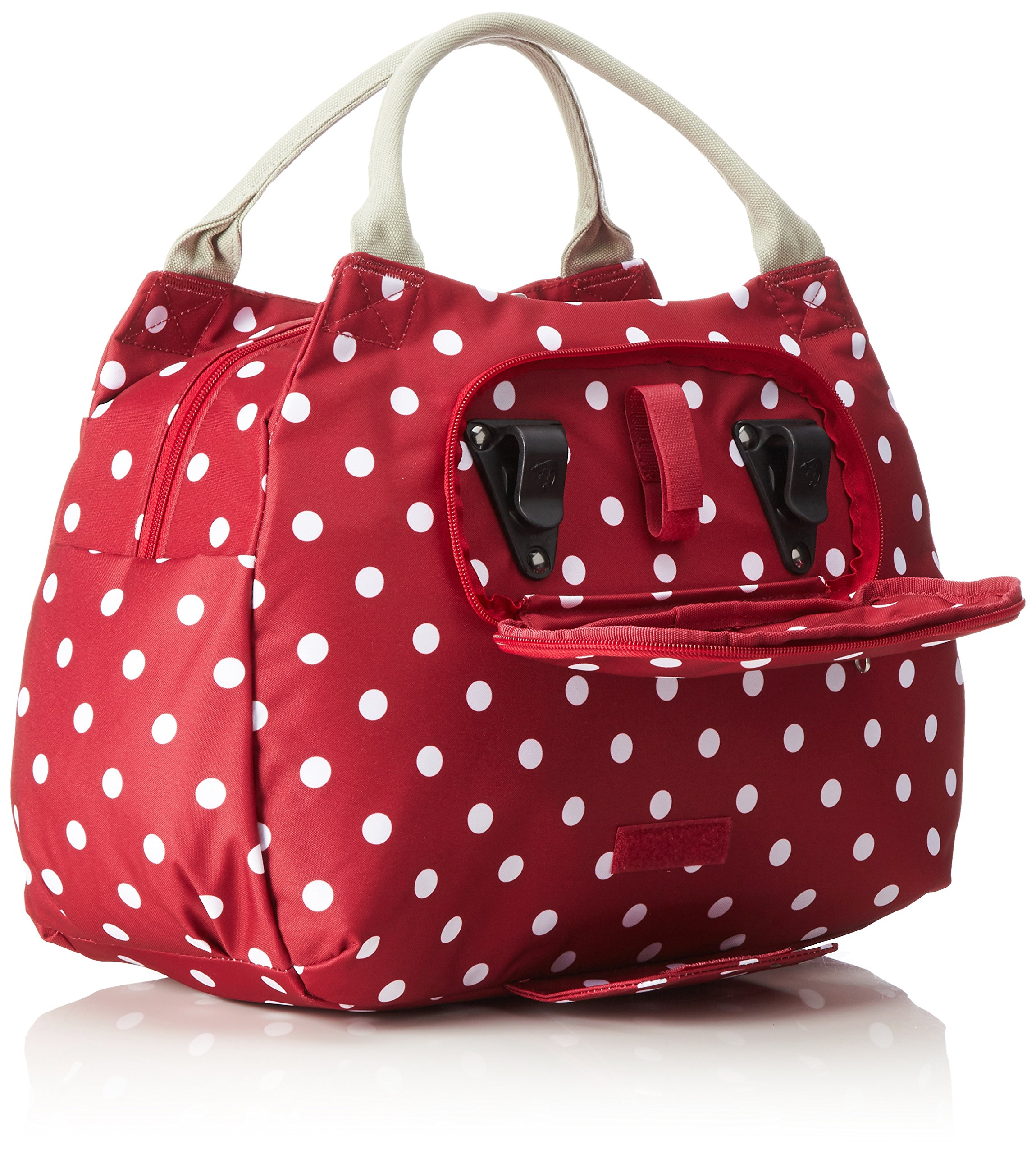 New Looxs Tosca handbag with polka dots, red [Sports] by New (Image #6)