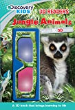 Jungle Animals (Discovery Kids) (Discovery 3D Readers)