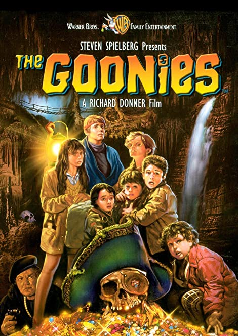 Image result for the goonies poster