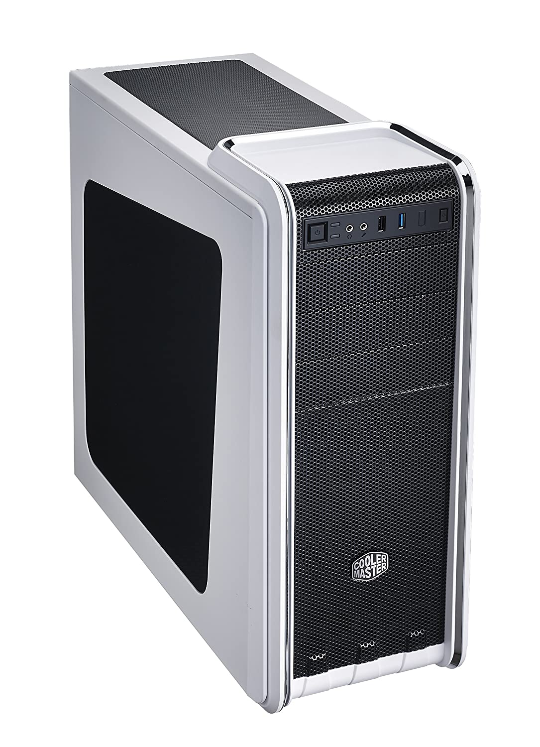 CASE CM 590 III WHITE WITH WINDOW 4719512053485 RC-593-WWN2 DAT_RC-593-WWN