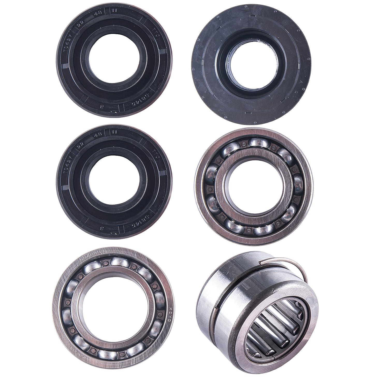 Suzuki King Quad//Vinson front wheel bearing /& seals 400//500 2004-2012