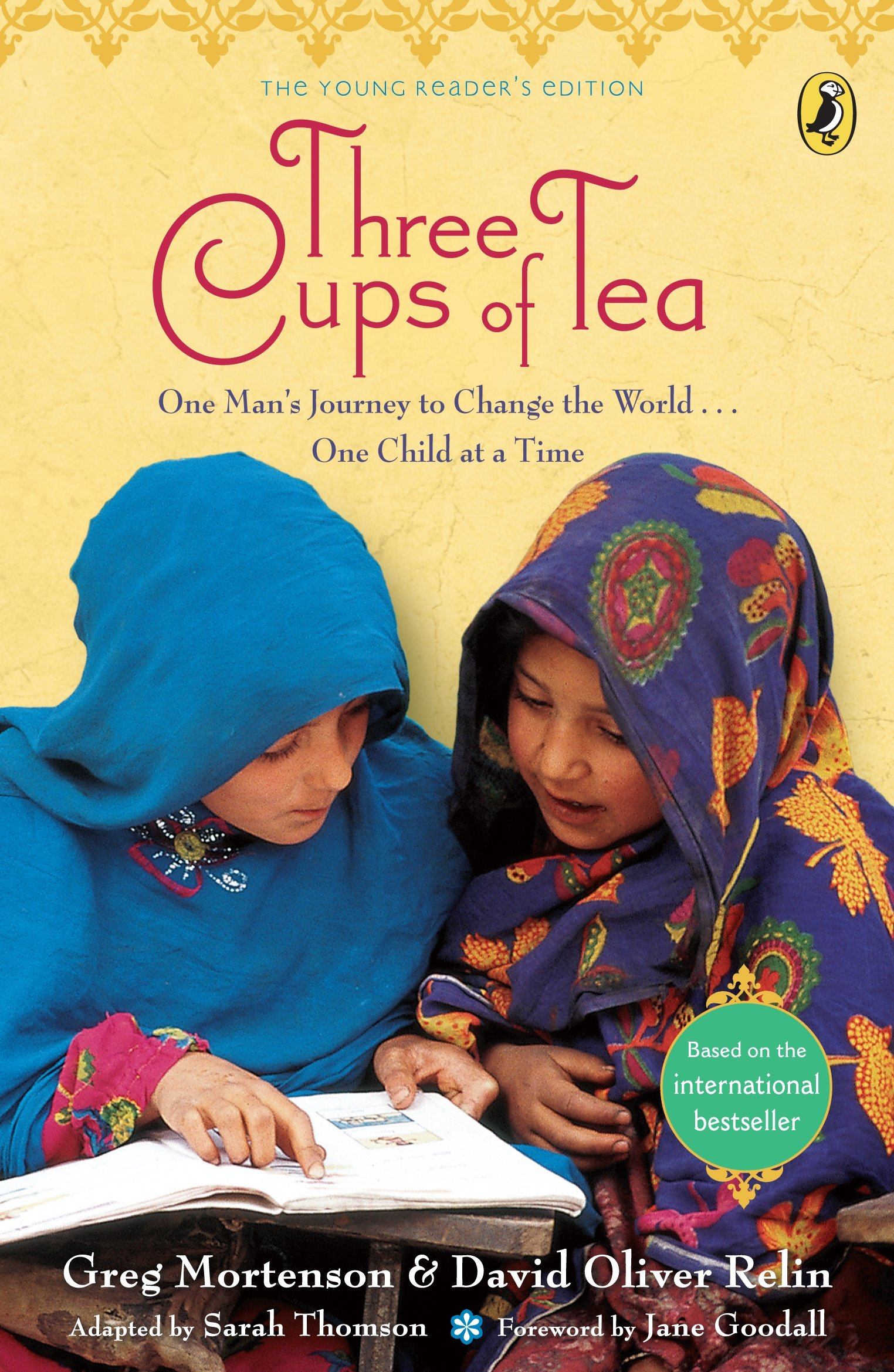 Three Cups of Tea (Young Readers Edition) (English Edition)
