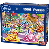 King Disney Mad Tea Cup Puzzle (1000 Pieces)
