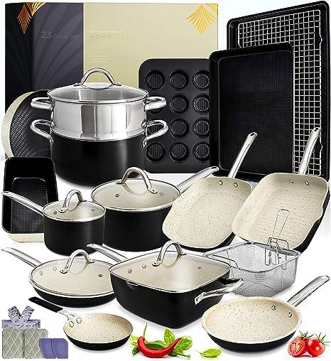 Saucepan Set Enamel 4 Piece Saucepan Set Plant Pots Induction Induction Pot