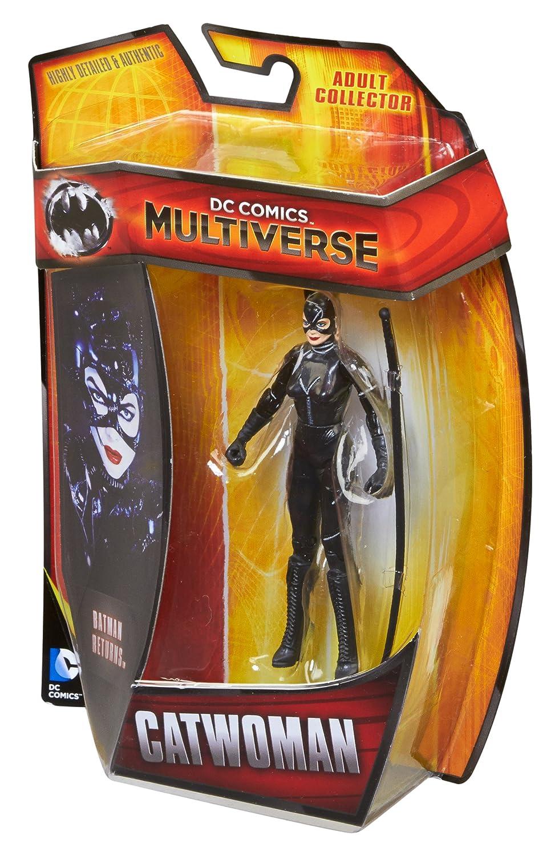 Catwoman BHD33 Batman Returns DC Comics Multiverse 4 Basic Figure