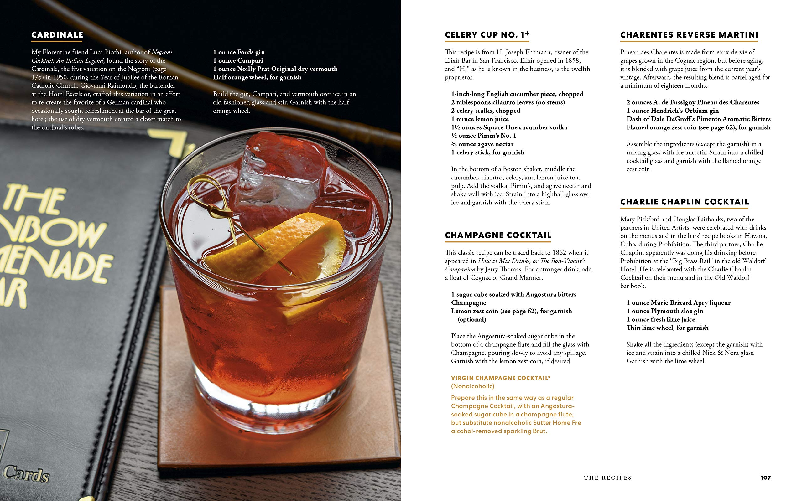 New Craft of the Cocktail: Everything You Need to Know to ...