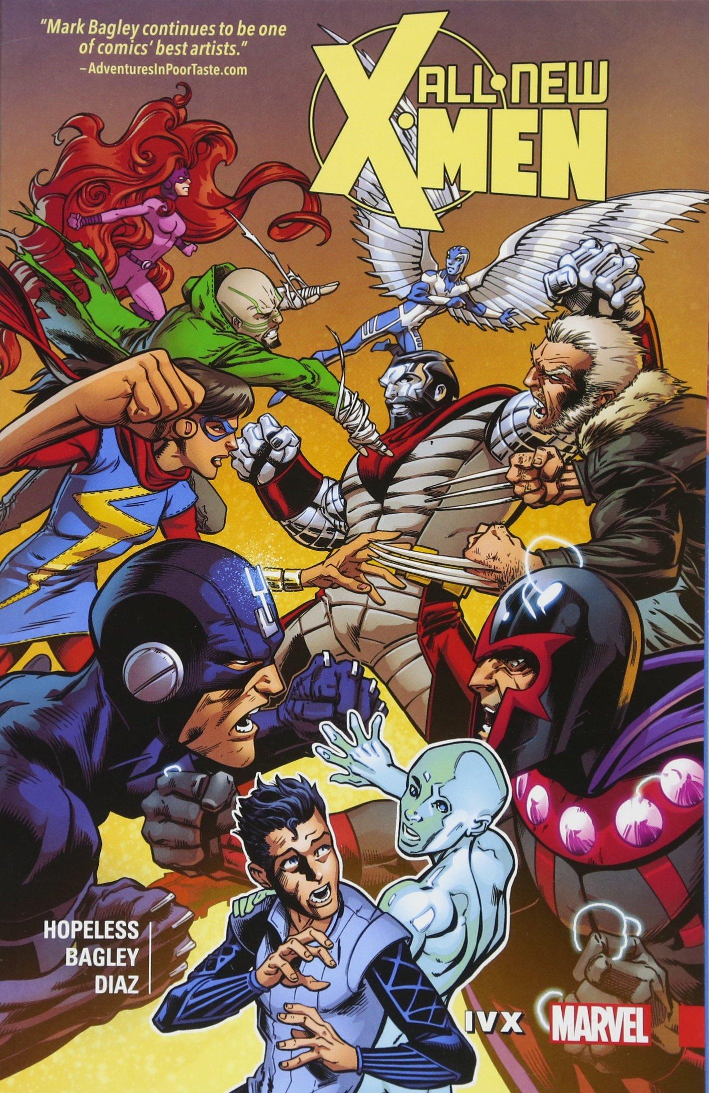 Download All-New X-Men: Inevitable Vol. 4: IvX pdf