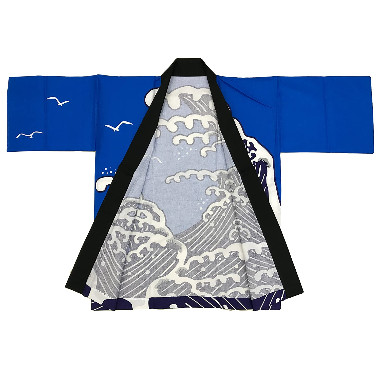 Edoten Festival Hanten Happi Coat