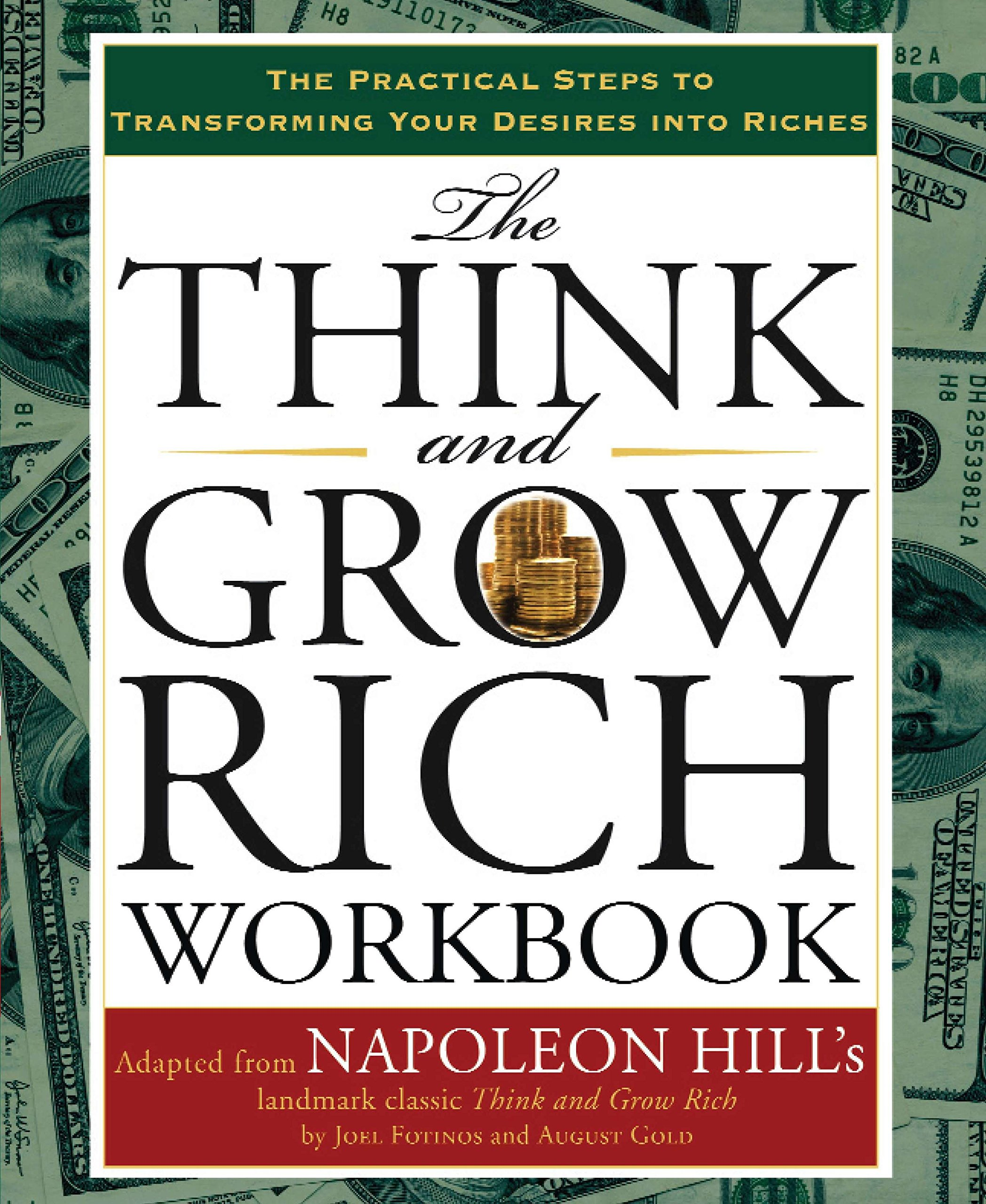 think and grow rich summary pdf