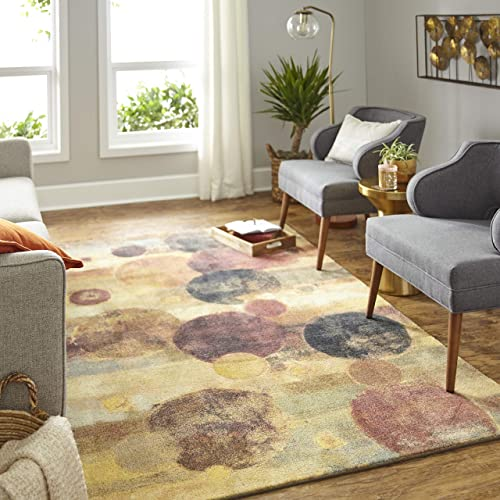 Mohawk Home Pendulum Multi Area Rug, 8 x10 , Multicolored