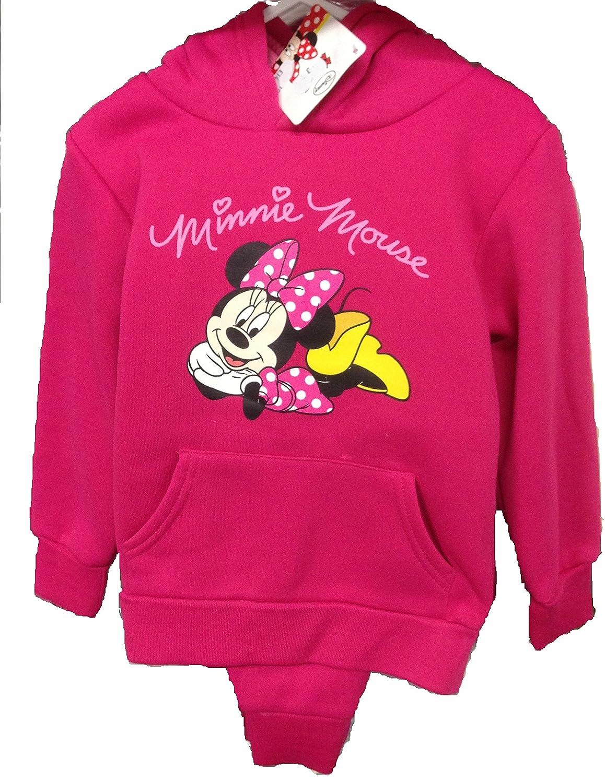 Diseño de chicas Minnie Mouse traje de chándal para sillita de ...