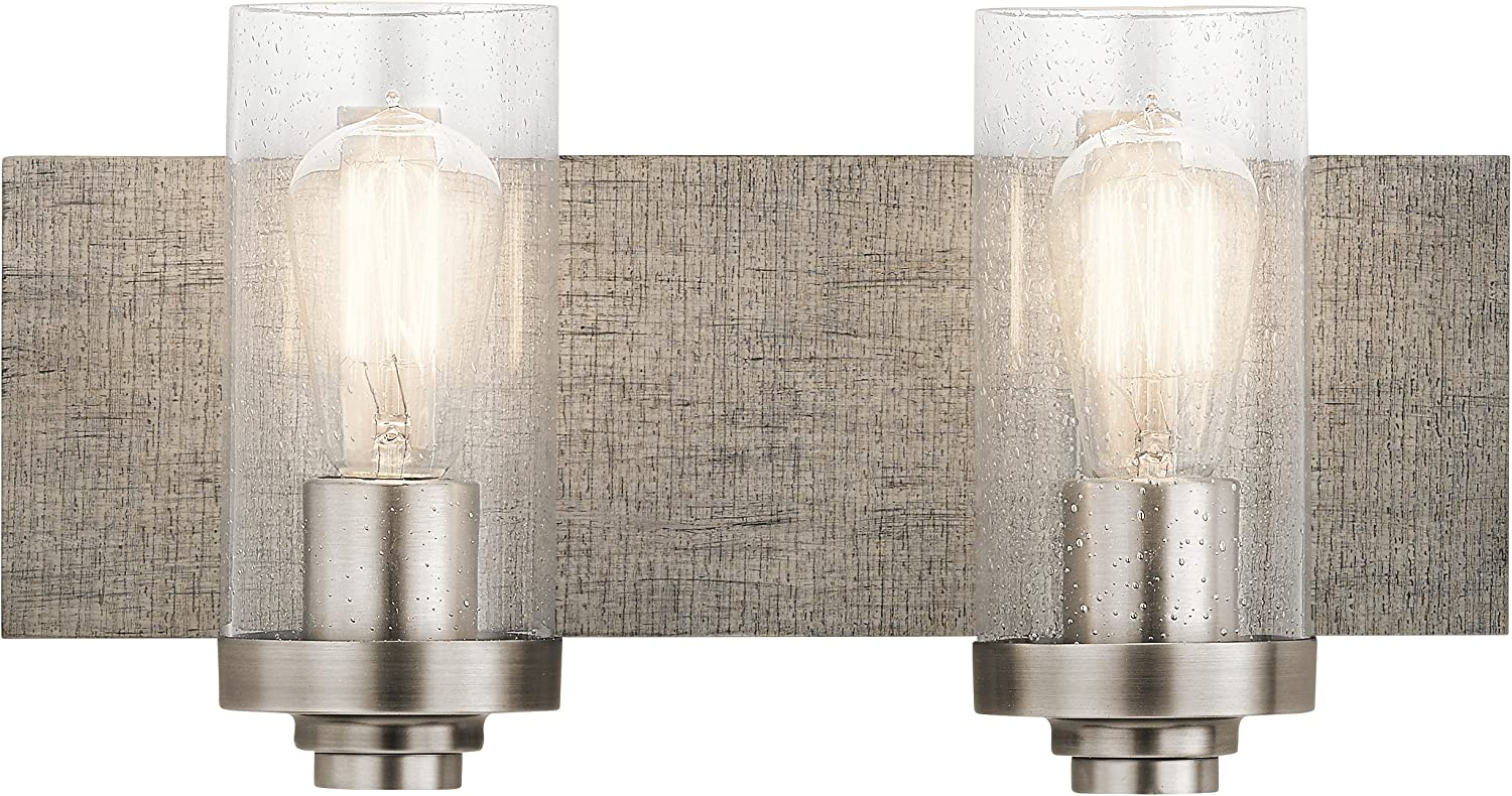 Kichler Lighting 45927CLP Two Light Bath from The Dalwood Collection