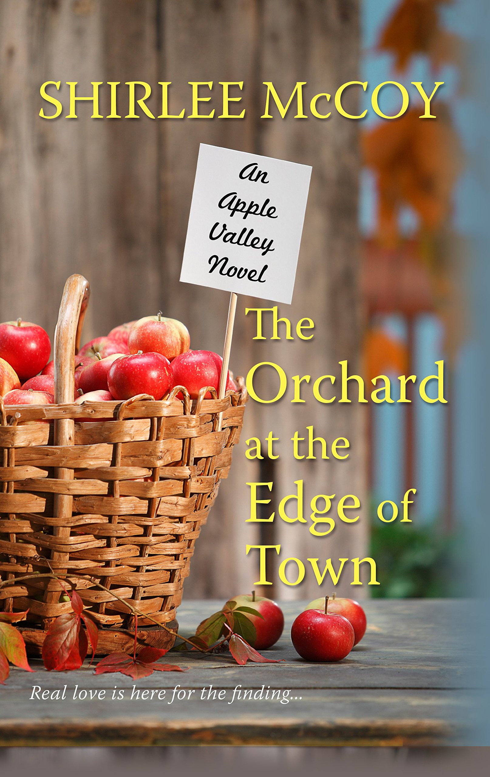 The Orchard At The Edge Of Town (An Apple Valley Novel) ebook