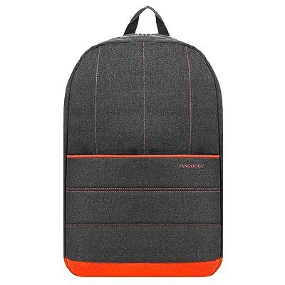 "Grove Orange Laptop Backpack for HP Aspire R 14 / V Nitro Series 14"" to 15.6"" new"