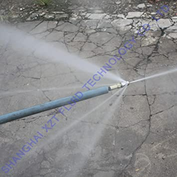 Lavor 3000PSI pressure washer drain clean hose S16 ,sewer Jetter drain cleaner,