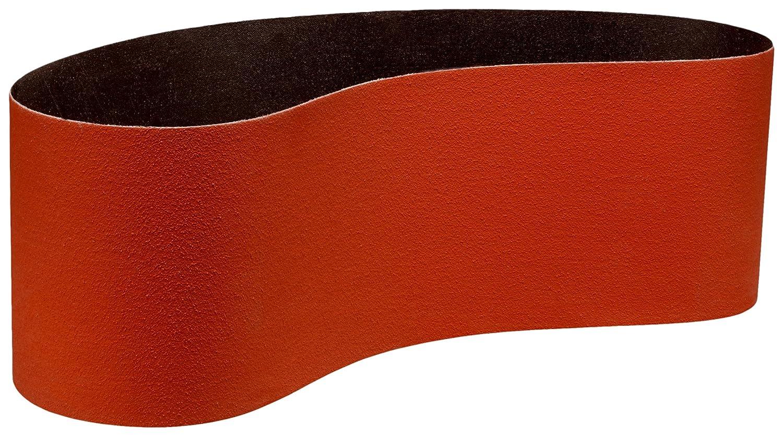 Ceramic 3M 67751 Cloth Belt 747D Pack of 1 50 X-Weight 6 x 264 6 x 264 3M Industrial Market Center Orange