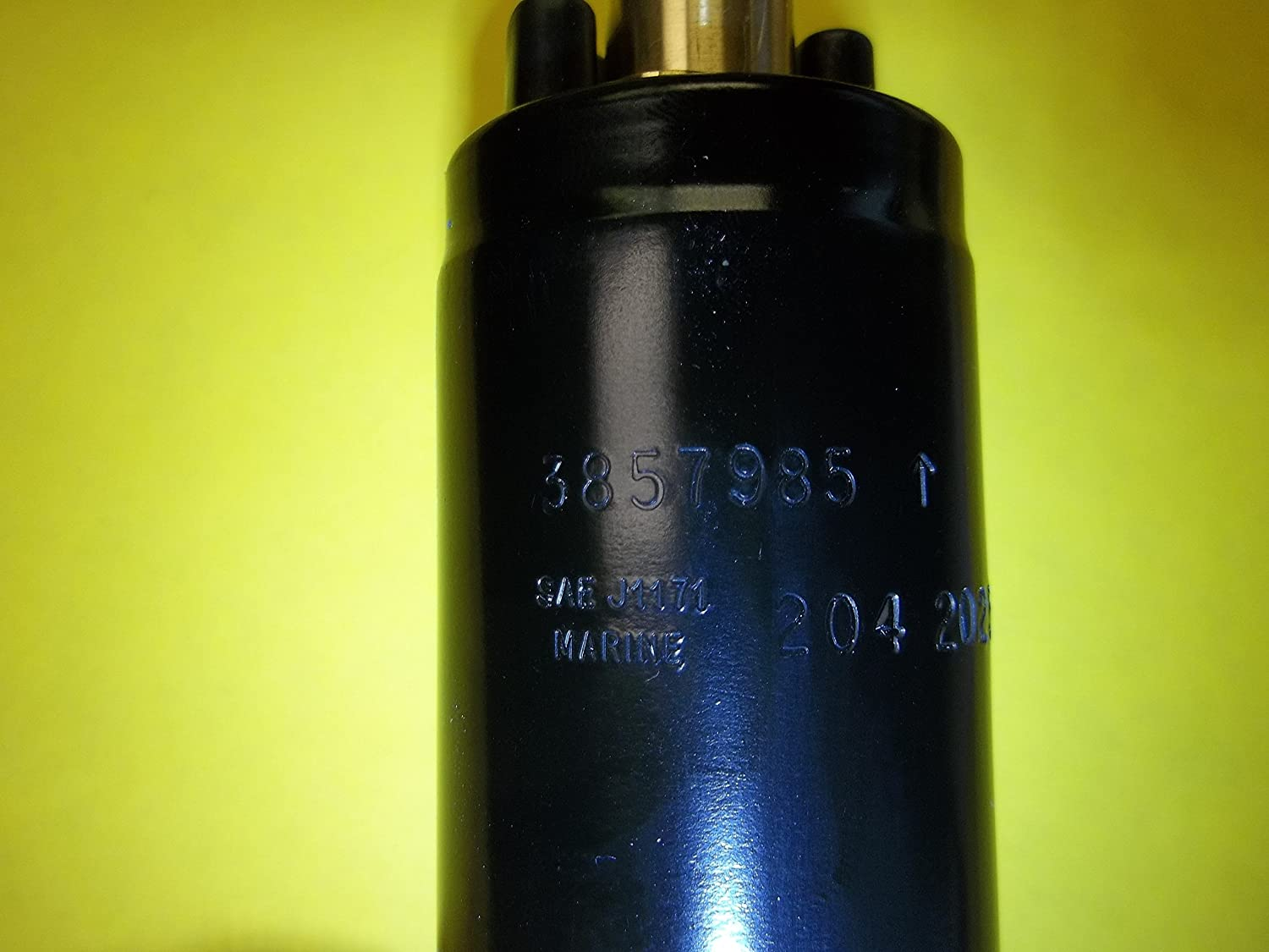 New Electric Fuel Pump for Volvo Penta and OMC 7.4 3858714 8.2 3857985 3850810