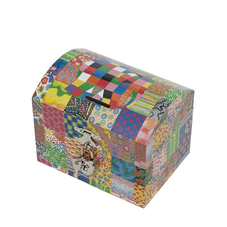Elmer the elephant Trousselier Musical Moneybox T83064